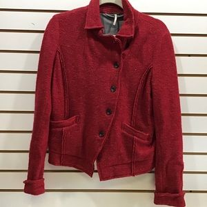 Free People motto jacket Spring in Style...Medium